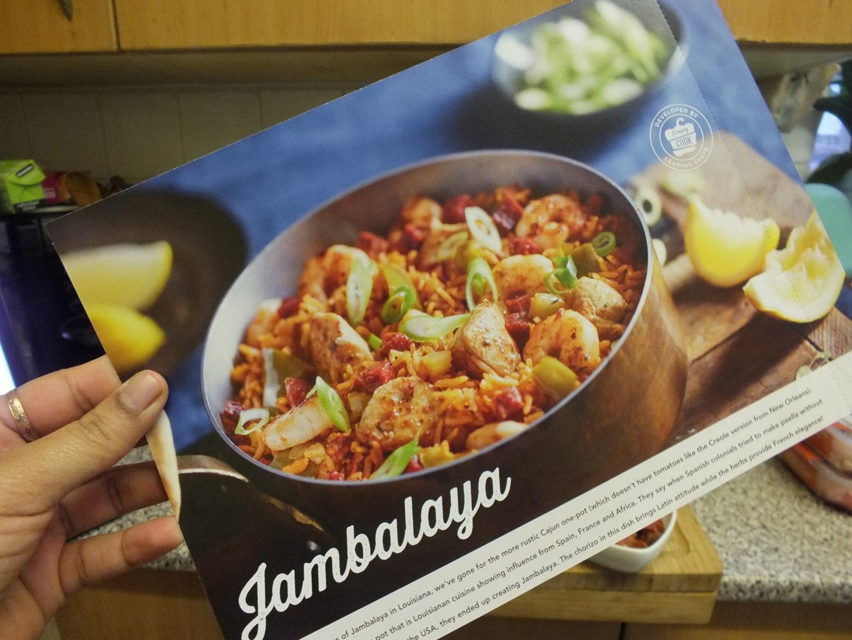 Jambalaya with SimplyCook